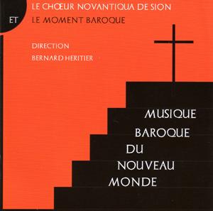 Musique baroque du nouveau monde